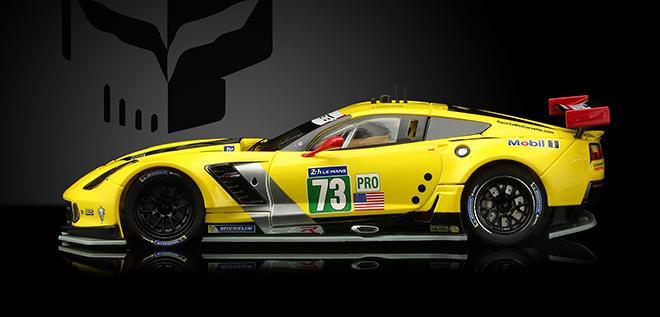 CORVETTE C7R GT3 SCALEAUTO