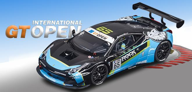 458 GT3 KESSEL CARRERA