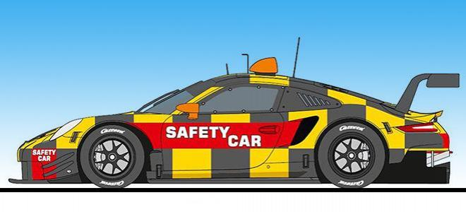 911 RSR SAFETY CAR CARRERA PREVIEW