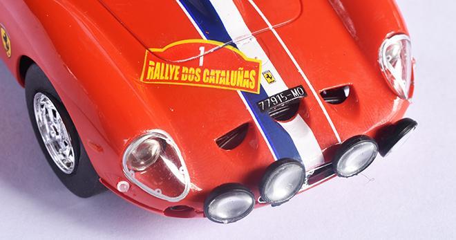 SCT 250 GTO