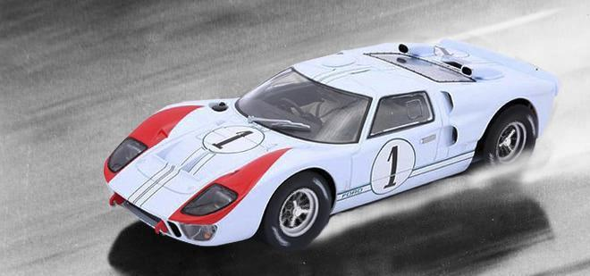 FORD GT 40 MILES CARRERA