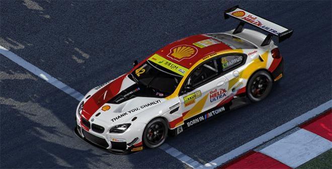 BMW M6 GT3 FARFUS CARRERA
