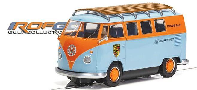 VW T1b MICROBUS SCALEXTRIC