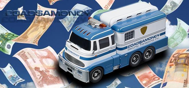 MONEY TRANSPORTER CARRERA